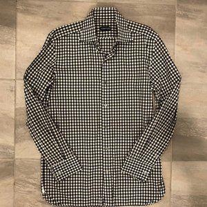 Tom Ford Dress Shirt-French cuffs-16 neck